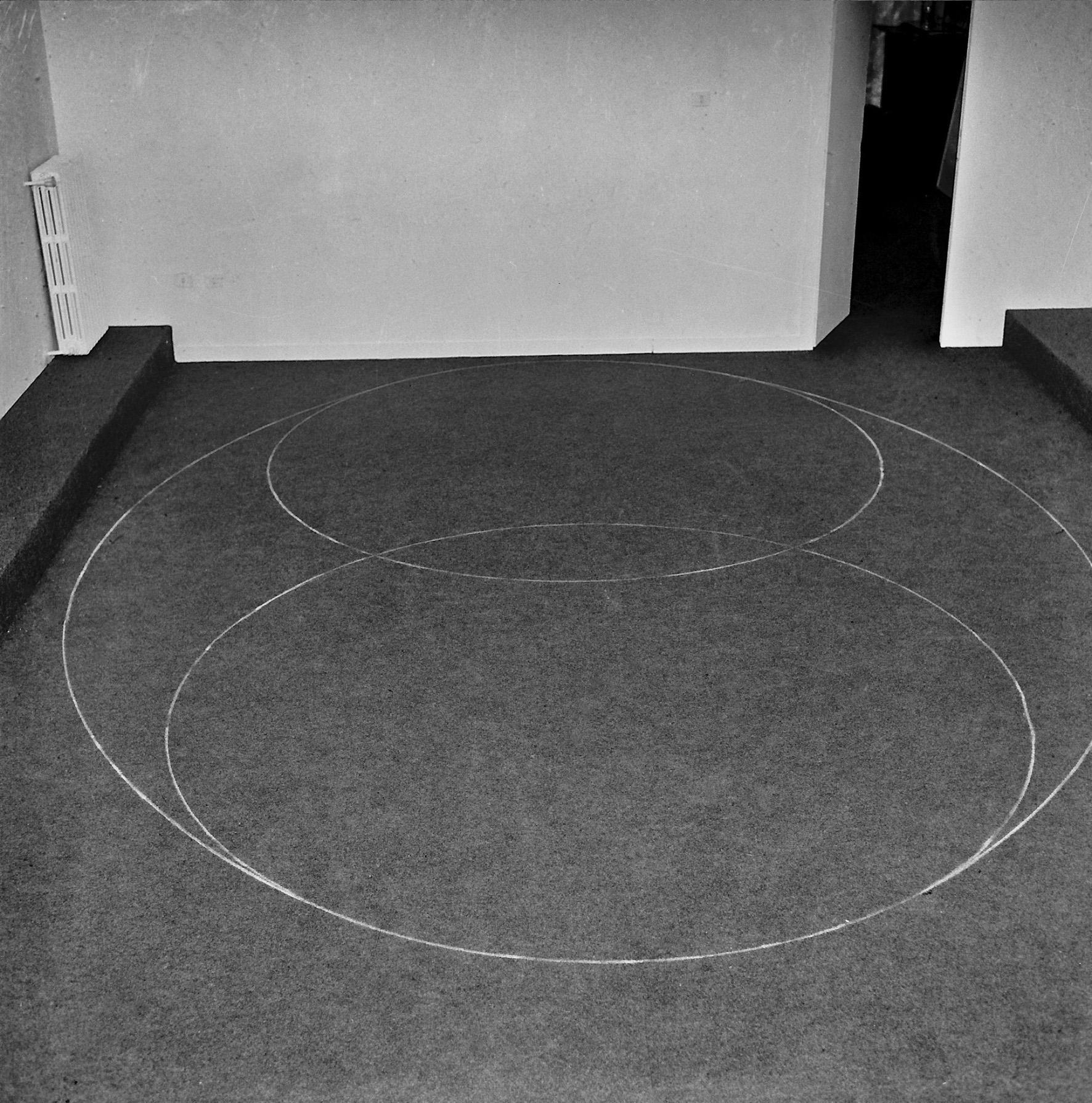 Ellisse: costruzione per punti, 1975 - 4
