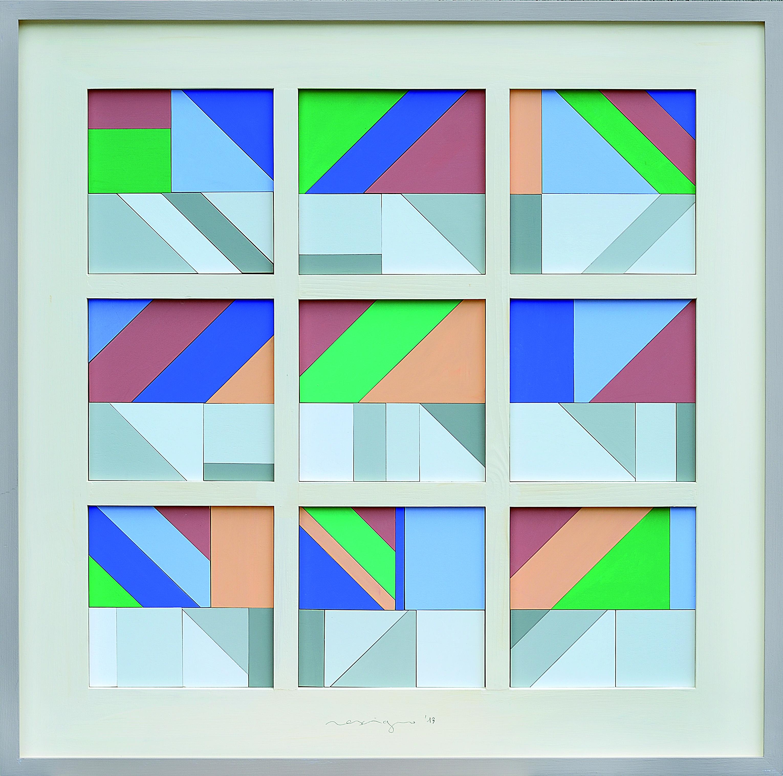 Geometrie futuriste, 2012