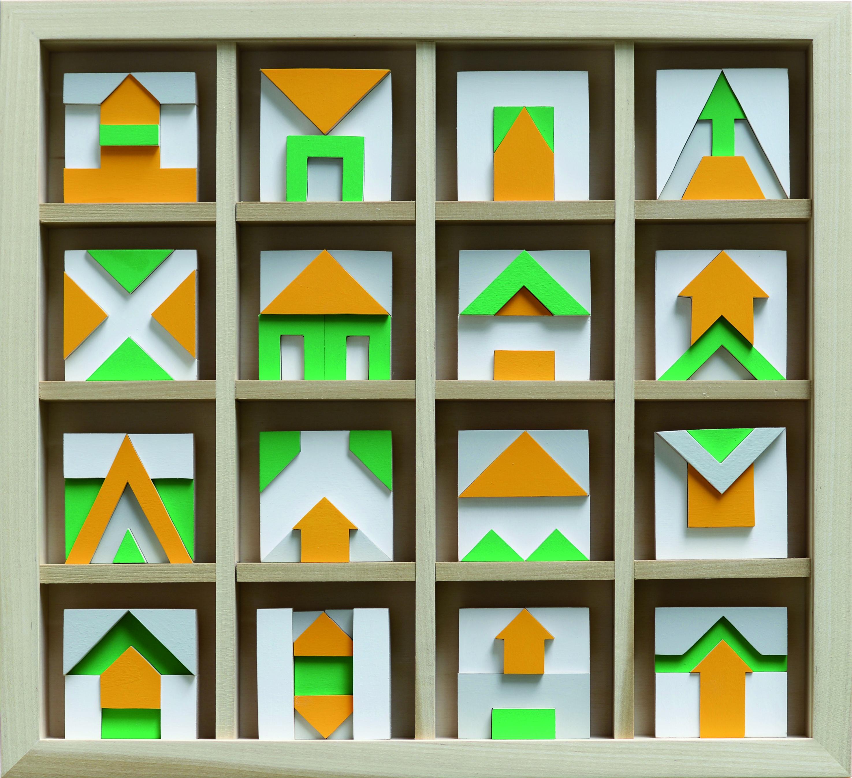 Modelli architettonici 2, 2014