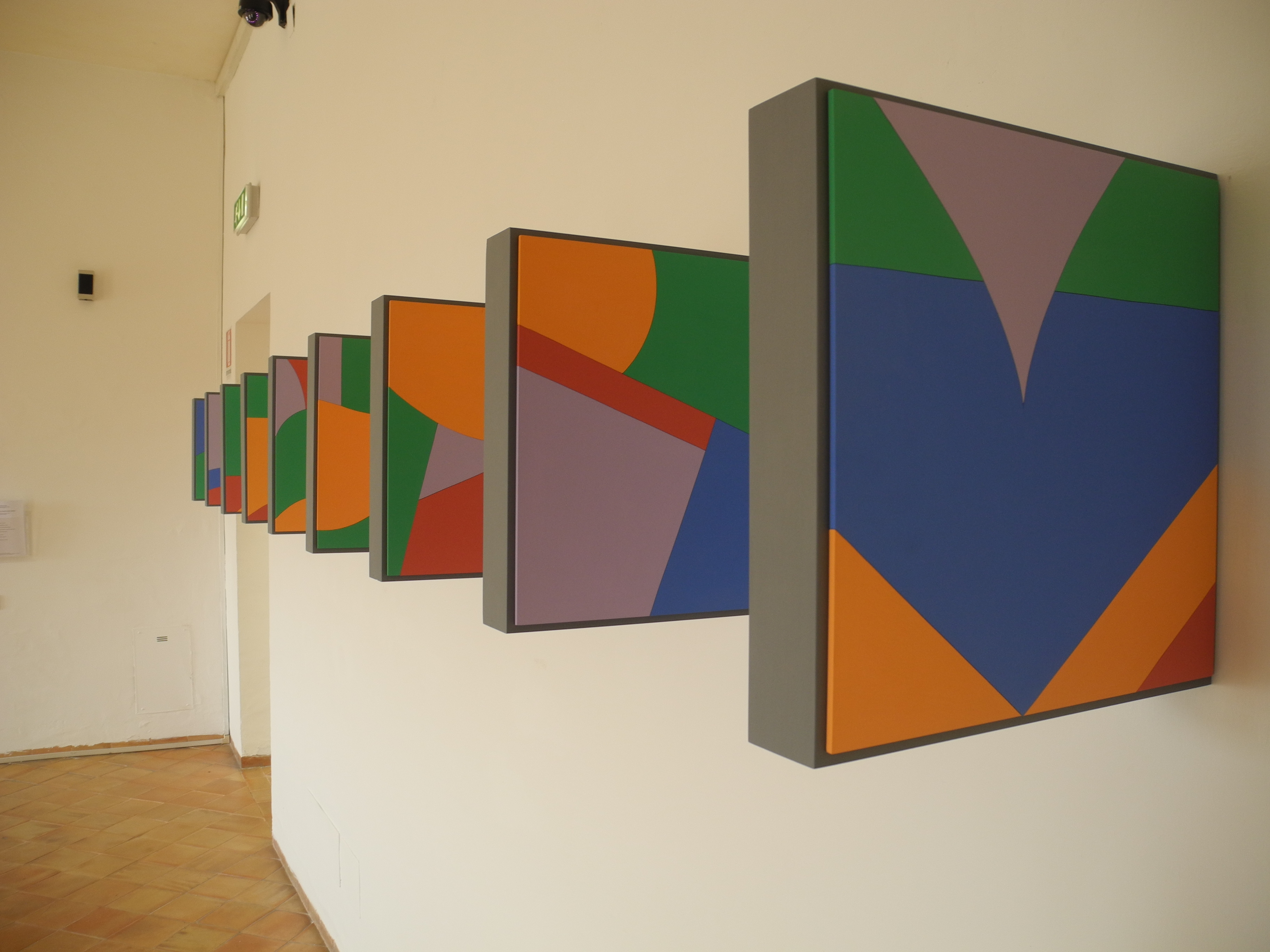 Impressioni futuriste 2, 2012