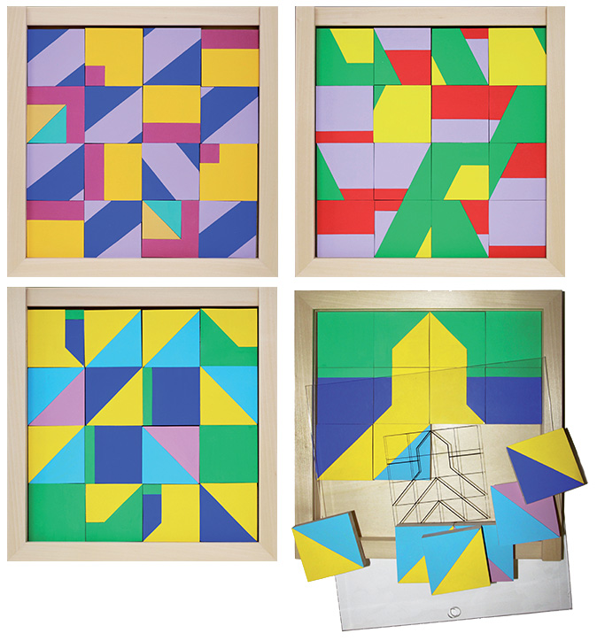 Segnali puzzle, 2014