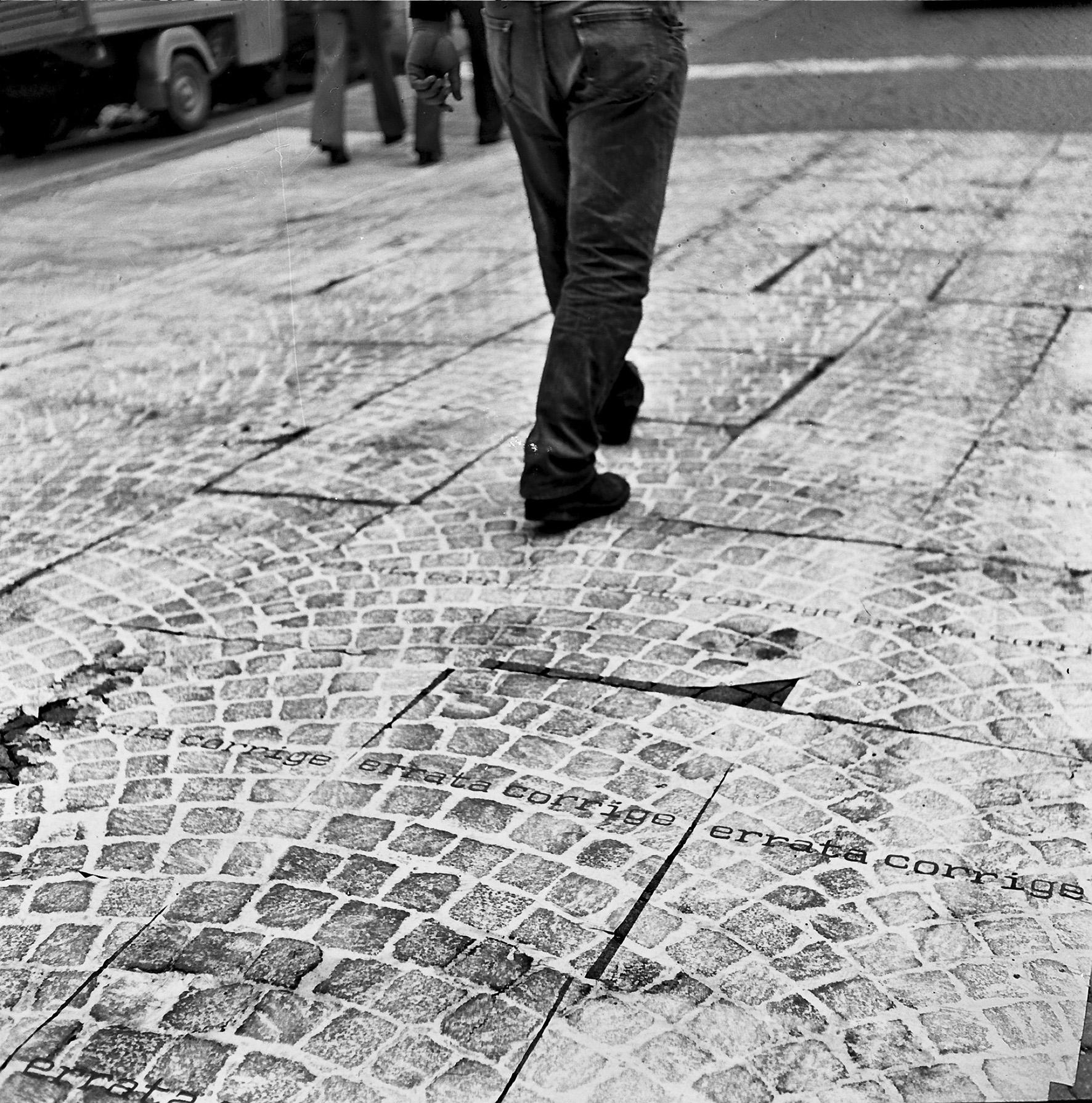 Errata corrige, 1975: Gubbio, quartiere di s. Martino