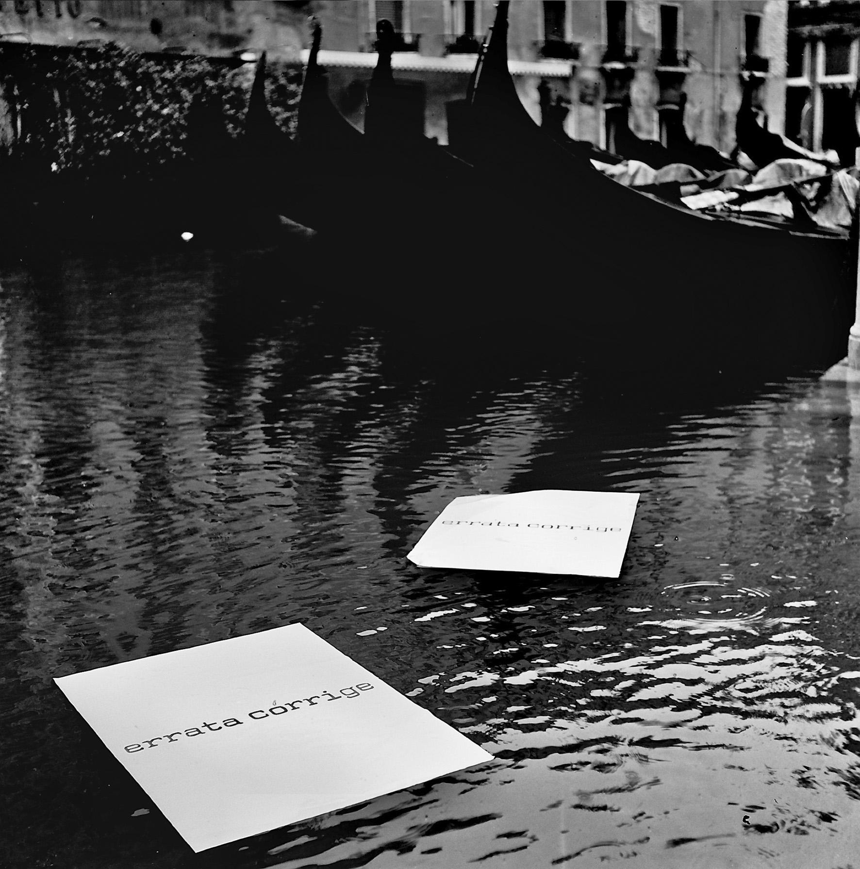 Errata corrige, 1975: Venezia laguna