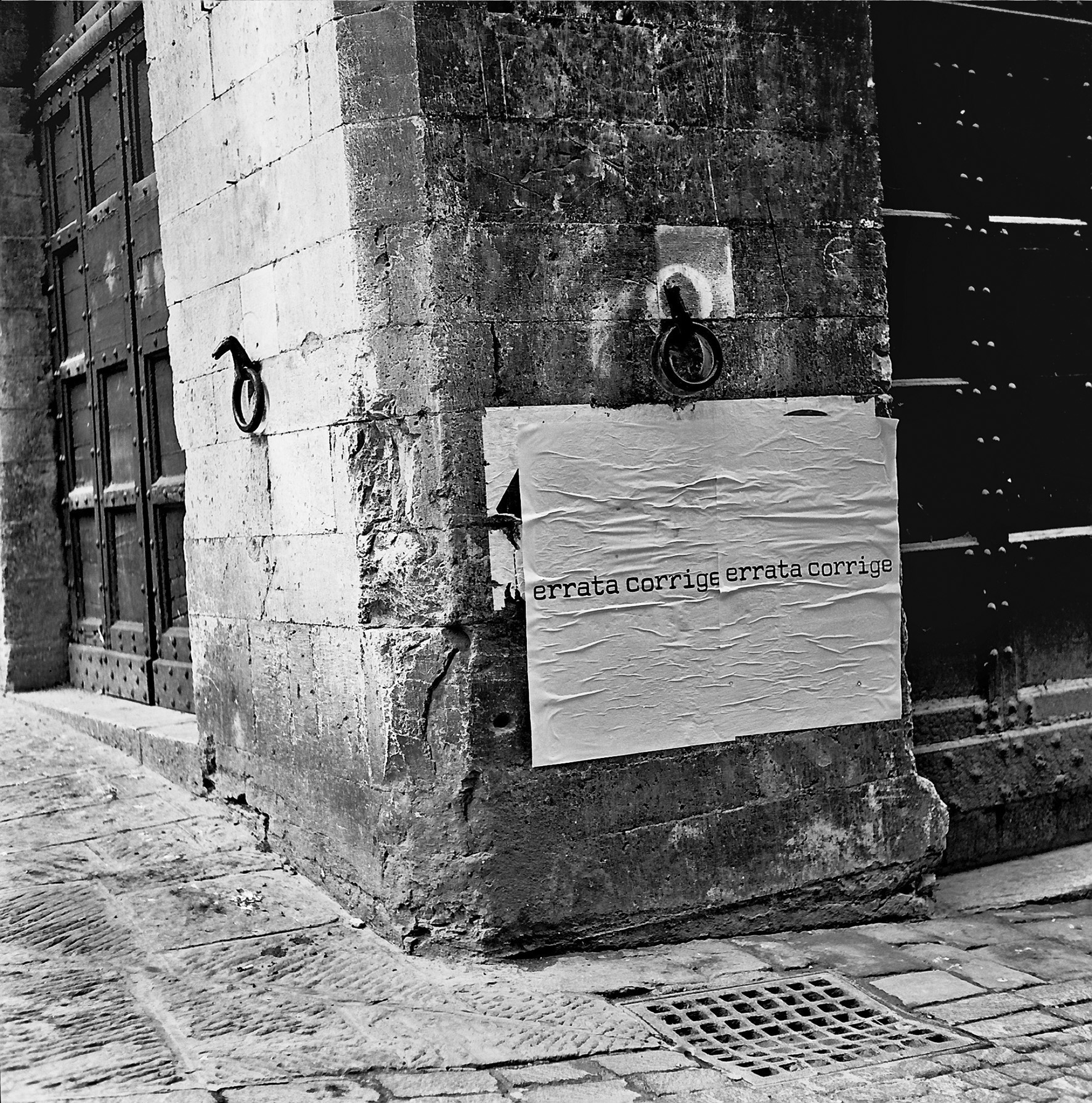 Errata corrige, 1975: Gubbio, Palazzo dei Consoli